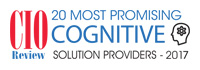 Top 20 Cognitive Solution Providers-2017